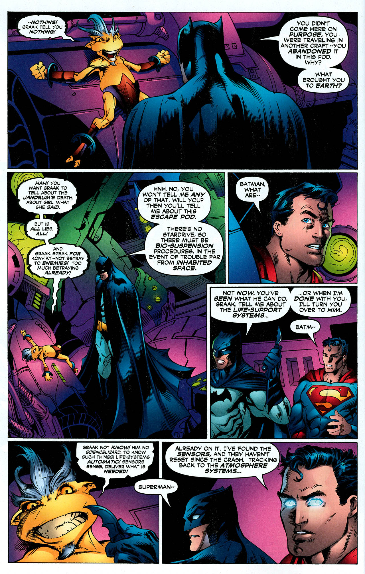 Read online Trinity (2008) comic -  Issue #5 - 8