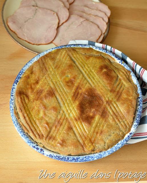 Kouign patatez cuisine bretonne