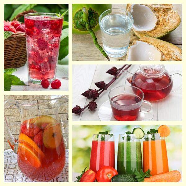 Bebidas,sucos e chás para emagrecer