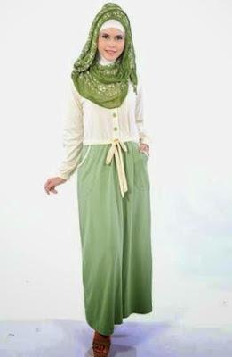 Model baju Muslim Remaja Modern Untuk Lebaran