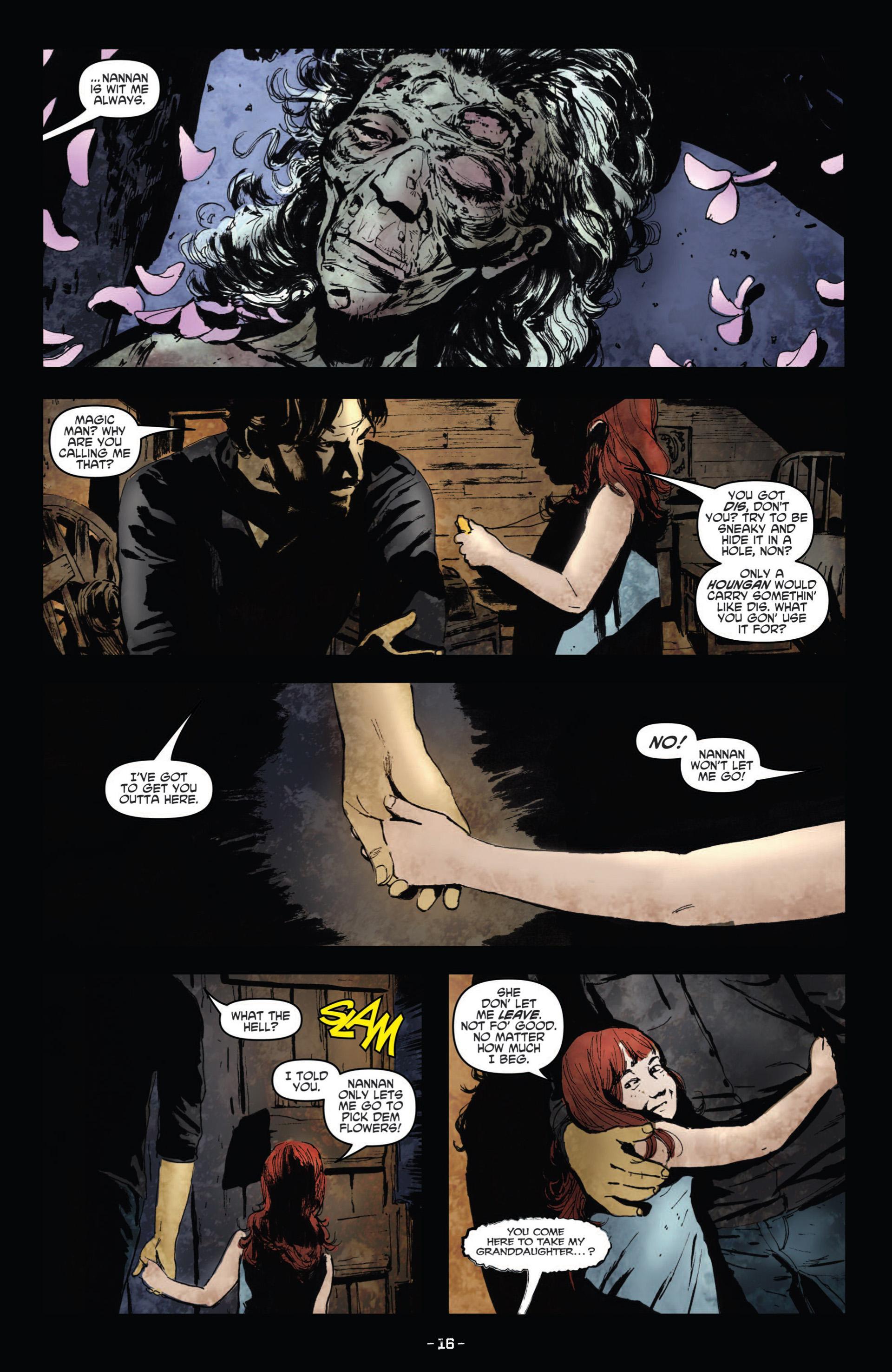 Read online True Blood (2012) comic -  Issue #10 - 18