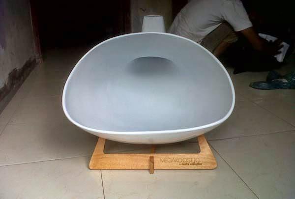speaker iphone 5 dengan stand