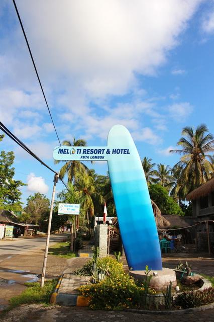 hotel pamtai kuta lombok