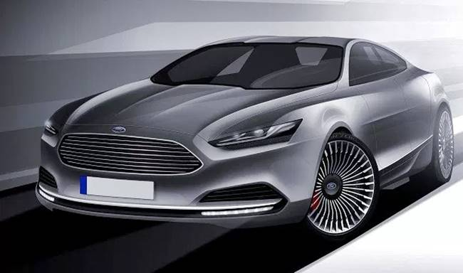2020 Ford Taurus Redesign