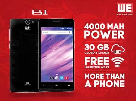 Aamra WE B1 Smartphone