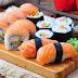 Cách bảo quản món sushi tại cửa hàng