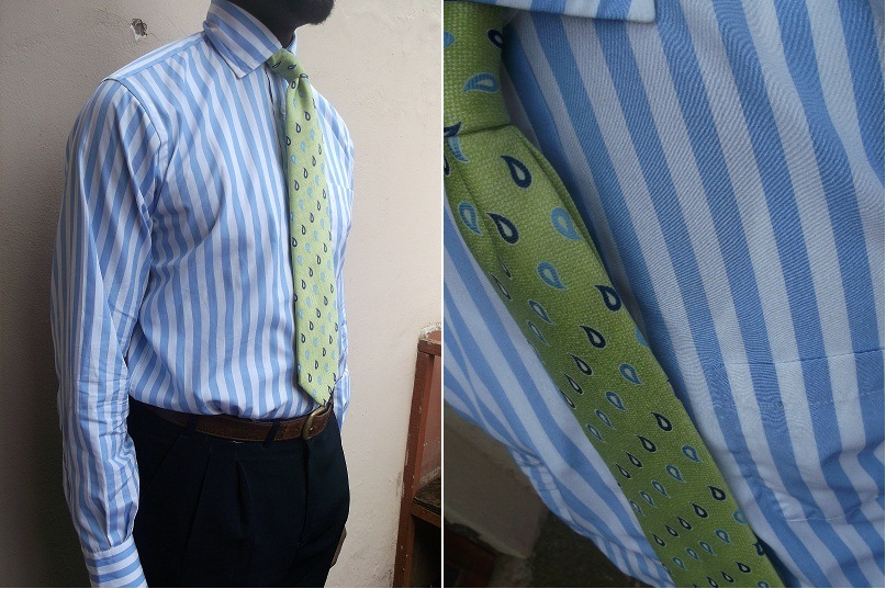 dda14d5593f3 This shirt retails at R2300 including VAT and it is a product I would  definitely spend on given the variety of styles and patterns on offer. The Louis  ii ...
