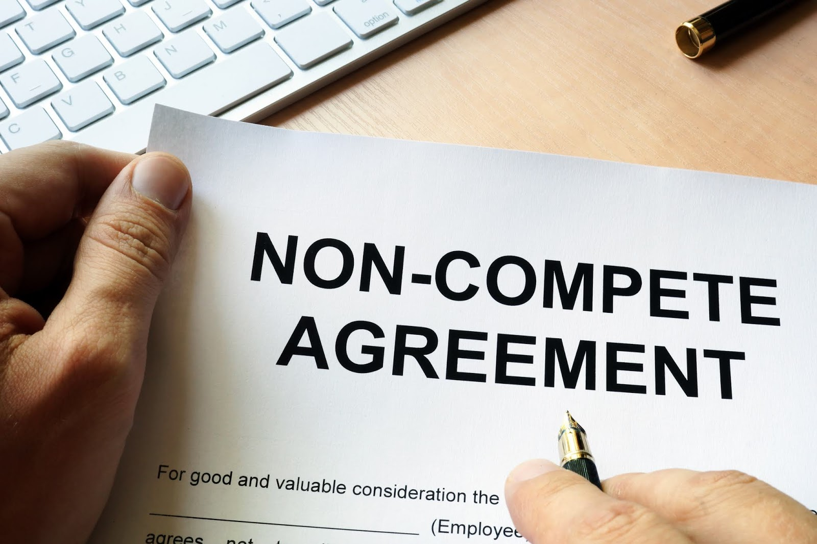 The Modern Workplace Avoiding Restrictive Covenant Problems