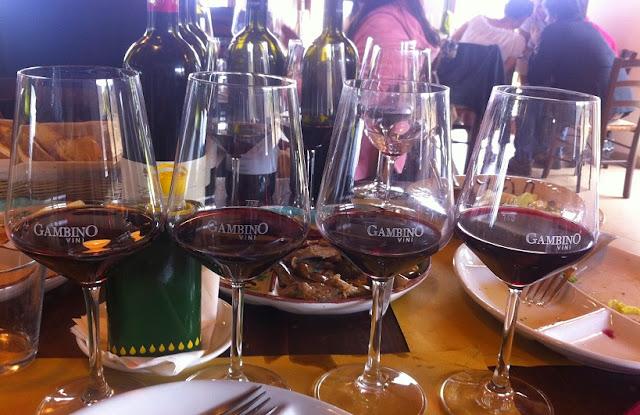 O que fazer na Gambino Winery
