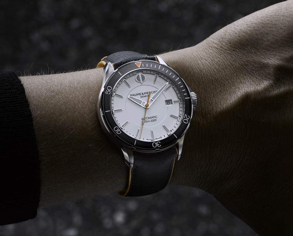 Sihh 2017 Baume Et Mercier Clifton Club Time And Watches