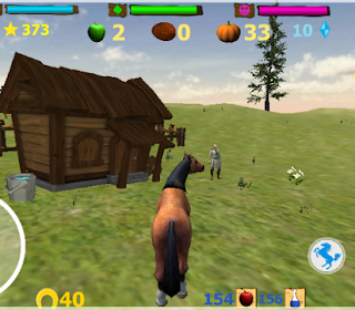 Horse Simulator 3d Animal Game