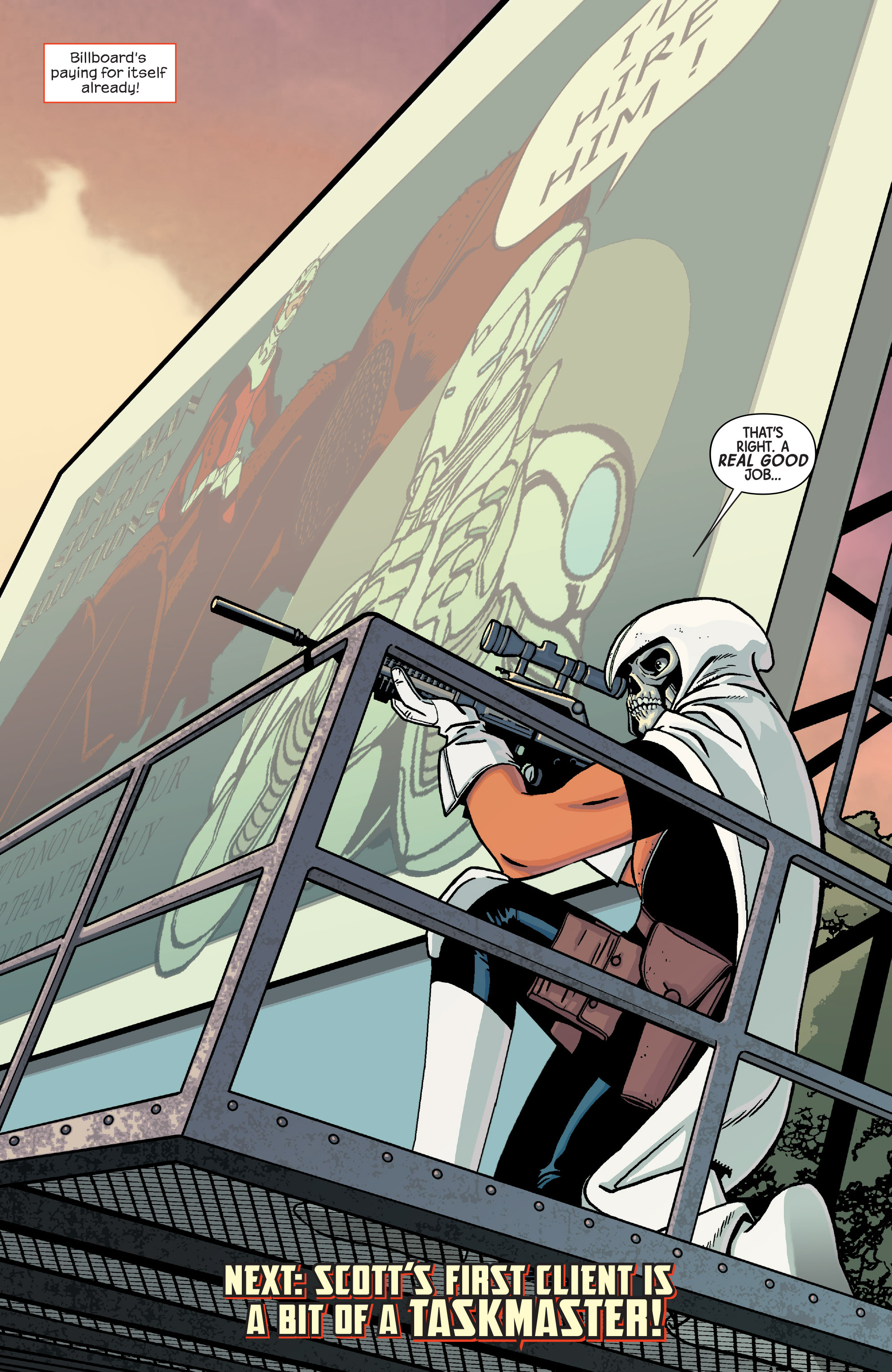 Read online Ant-Man comic -  Issue #2 - 22