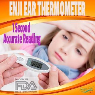 10 Merk Termometer Telinga yang Bagus Akurat