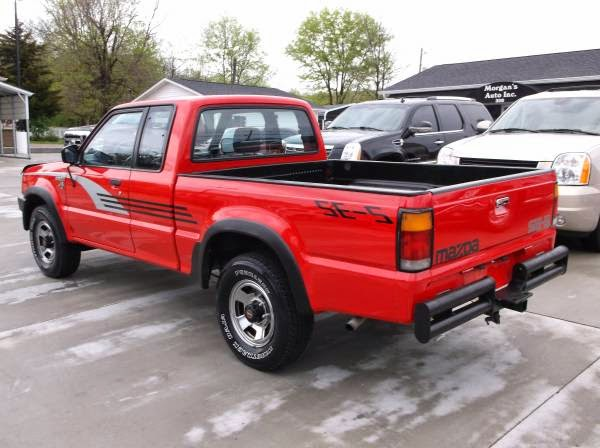 1993 Mazda B2600 4x4 for Sale - 4x4 Cars