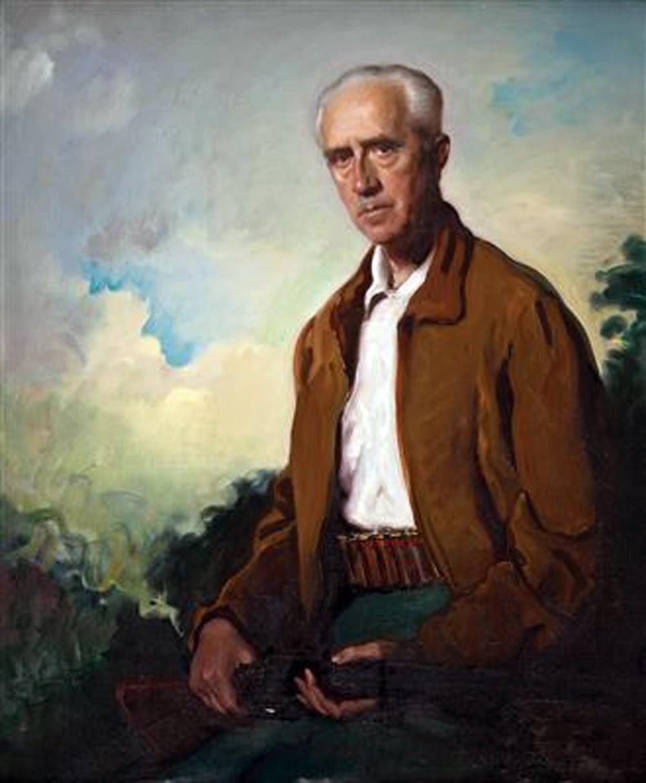 Agustín Segura Iglesias, Agustín Segura Iglesias, Maestros españoles del Retrato, Pintores españoles