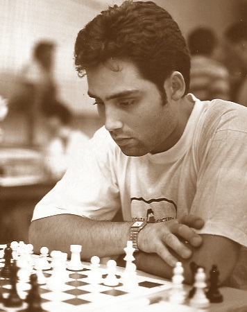 El ajedrecista Joaquim Travesset Ribera