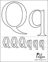 Have Fun Learning English: Letter Q