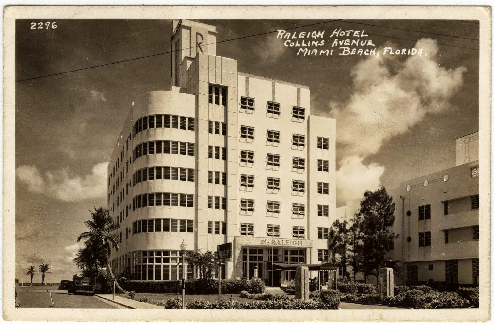 Raleigh Hotel Miami Beach