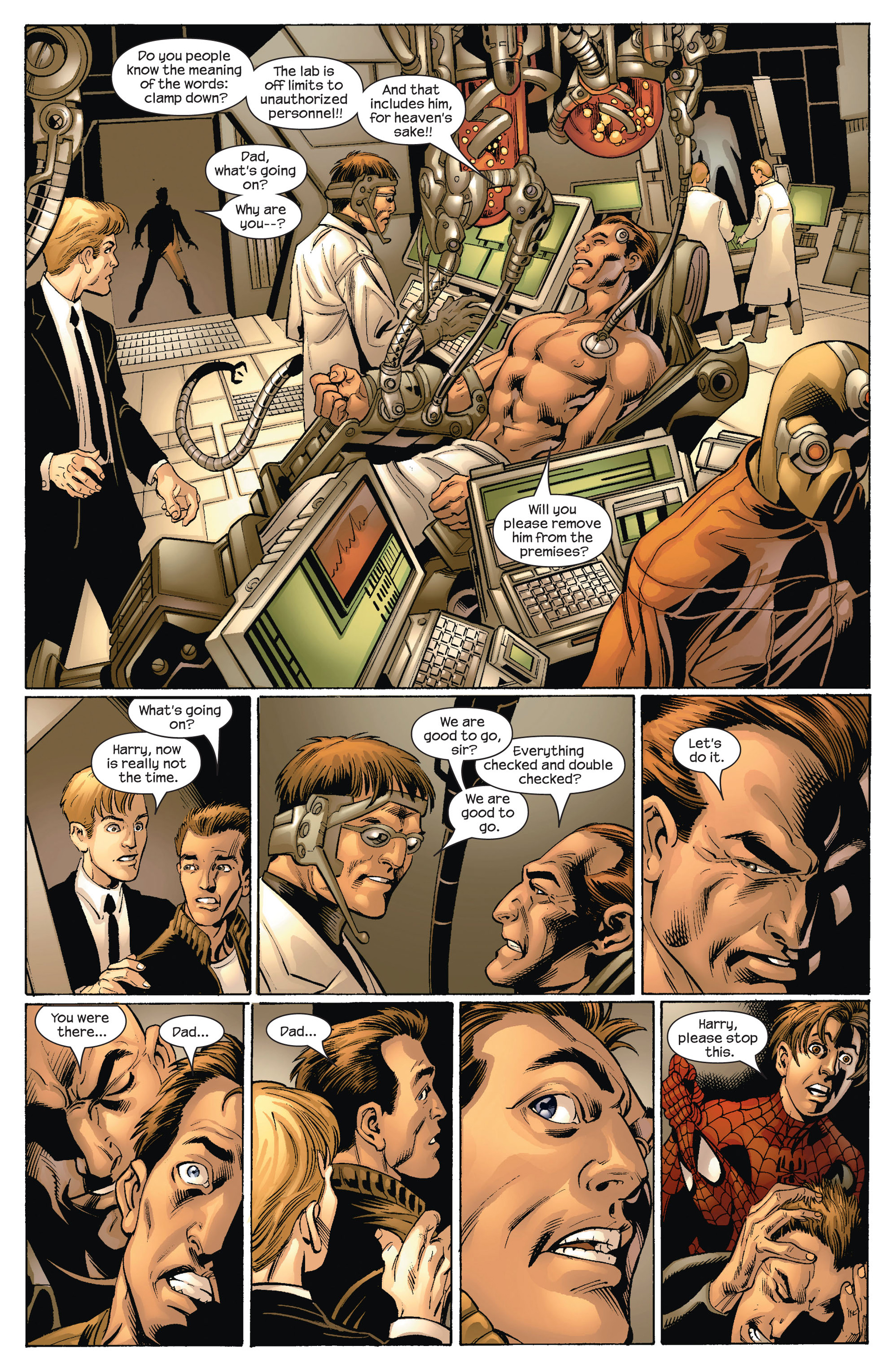Read online Ultimate Spider-Man (2000) comic -  Issue #75 - 20