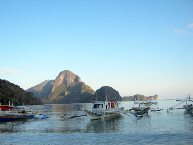 Bacuit Bay, El Nido
