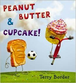 http://www.amazon.com/Peanut-Butter-Cupcake-Terry-Border/dp/0399167730/ref=sr_1_1?ie=UTF8&qid=1413939200&sr=8-1&keywords=peanut+butter+and+cupcake