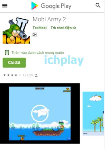 Tải Game Mobi Army 2.3.1 - Cài Mobi Army trên máy Android miễn phí b