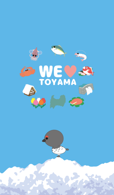 WE LOVE TOYAMA