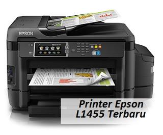 Daftar Printer Inkjet A3 Terbaru Epson L1455