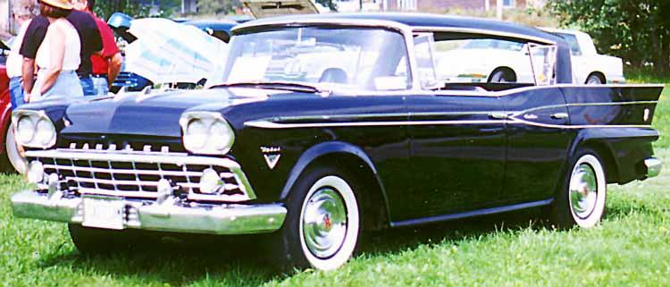1959 Rambler Station American Wagon