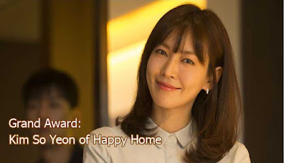 Kim So Yeon - Happy Home