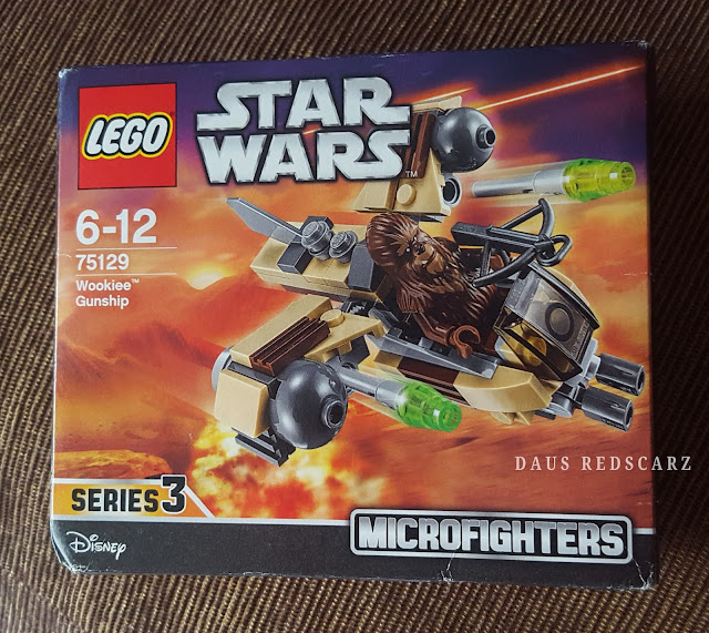 LEGO® STAR WARS Microfighters Series 3 | Wookiee™ Gunship