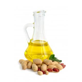 cara menghilangkan bekas jerawat manfaat  minyak kacang peanut oil