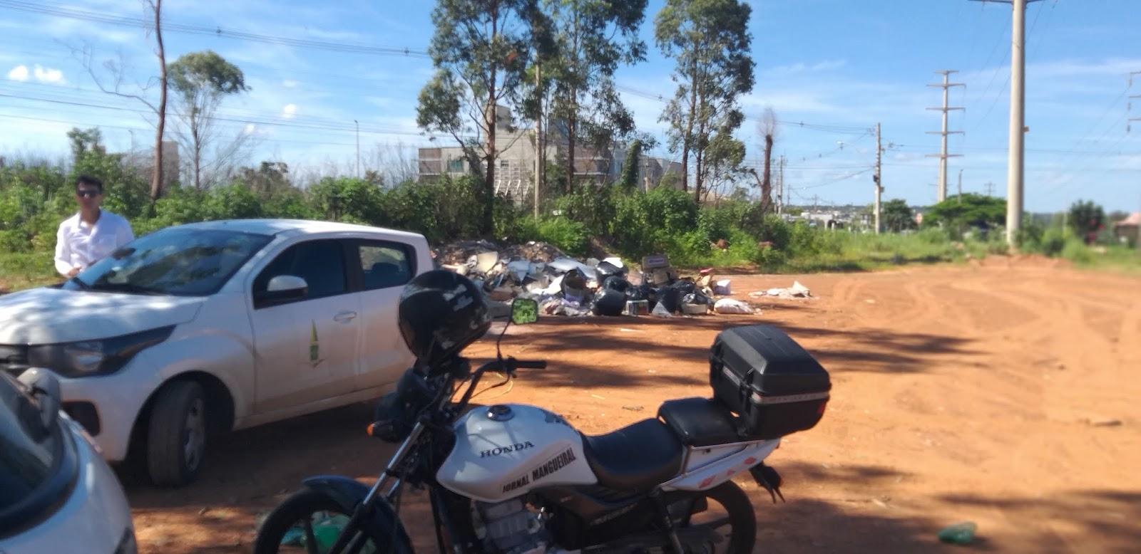 20190114 103545 - O administrador regional do Jardim Botânico, João Carlos Lóssio lançou, nesta segunda feira, ações de limpeza nas ruas que acontecerão de 14 a 16 de janeiro de 2019. SOS DF