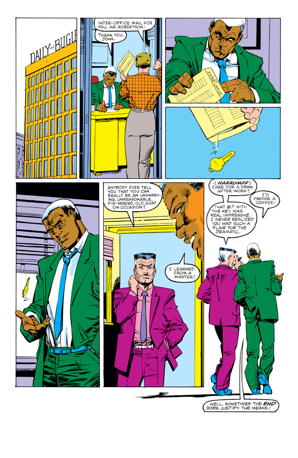 The Amazing Spider-Man (1963) 282 Page 22