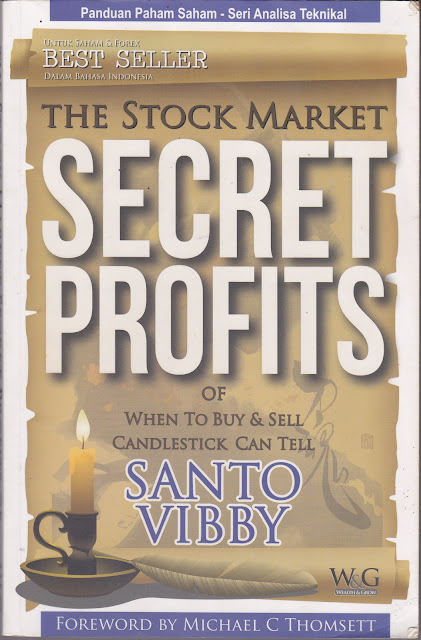 Books : Secret Profit When To Buy And Sell Candlestick Can Tell - Santo Vibby