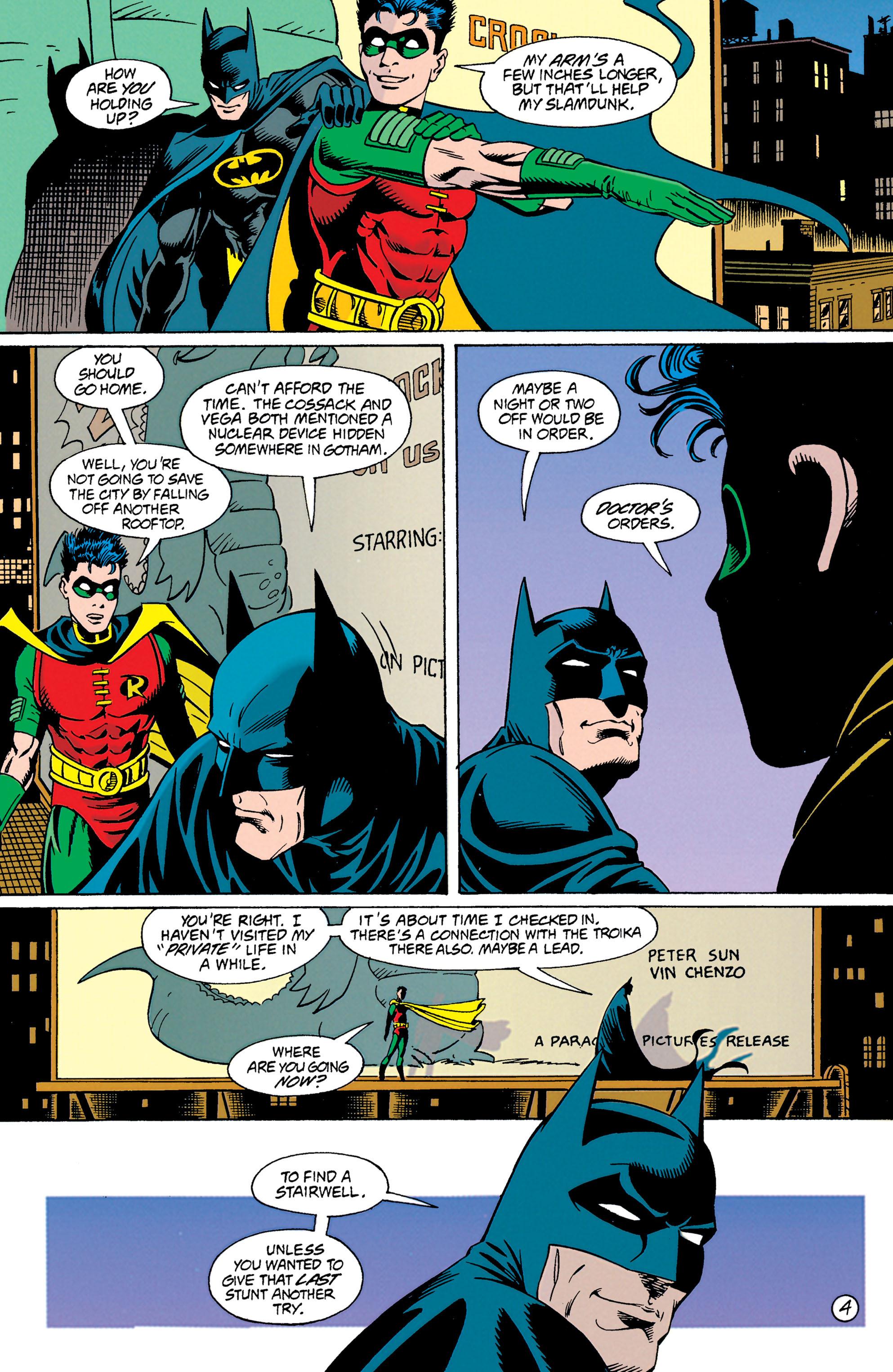 Detective Comics (1937) 682 Page 4