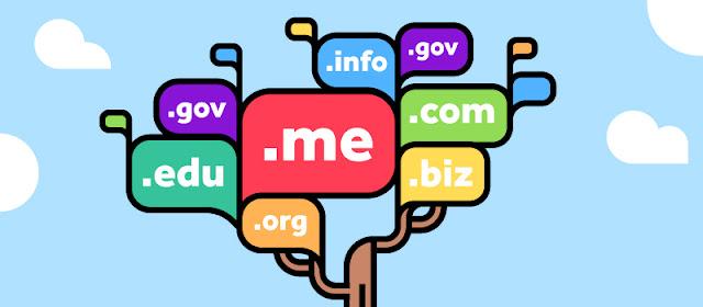 Macam - macam Domain - ilustrasi