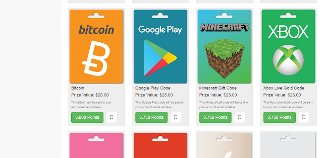 إربح هدايا مالية مع موقع bitcoin - paypal - steam - xbox ... pointsprizes New%2Bs