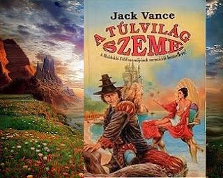 A túlvilág szeme könyv, legszórakoztatóbb fantasy