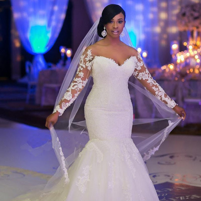 Wedding gowns, plus size bride to be