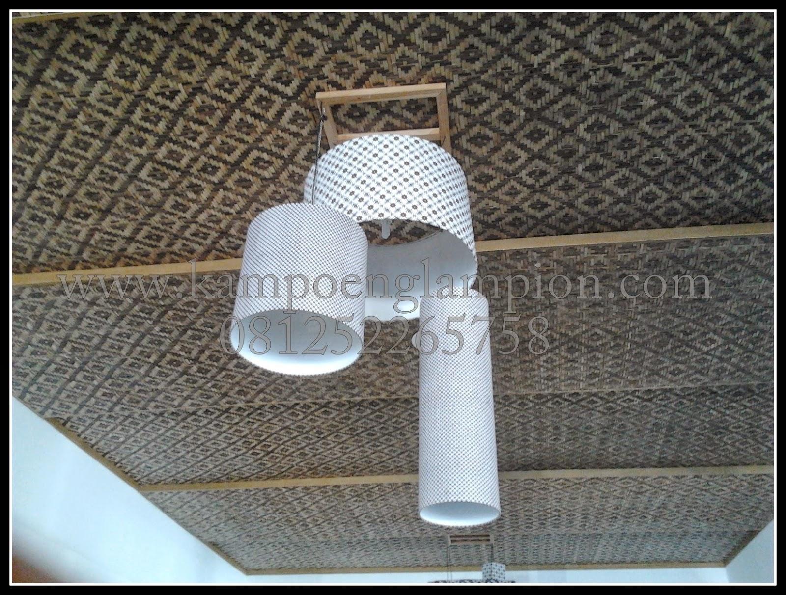 kap lampu tabung