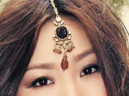usa news corp, Ella Chen, Gold Plated Hair & Head Jewelry Bridal Maang Tikka Matha, maang tikka meaning in Lesotho, best Body Piercing Jewelry