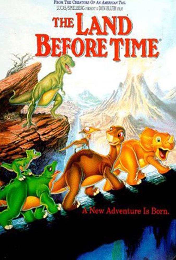 The Land Before Time (1988) ญาติไดโนเสาร์เจ้าเล่ห์