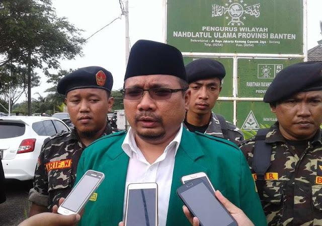 Ketum GP Ansor: HTI Sebut Indonesia Thoghut Berarti Menghina Ulama