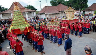 Tradisi Sekaten yang Hanya ada di Jogja dan Solo
