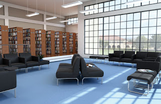 Modular Waiting Room Design