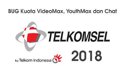43 Daftar Lengkap BUG Telkomsel Update Terbaru 2018
