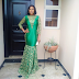 NOLLYWOOD: Actress Chika Ike rocks it green at Oriental Hotel