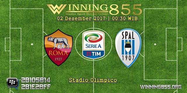 Prediksi Akurat Roma vs Spal