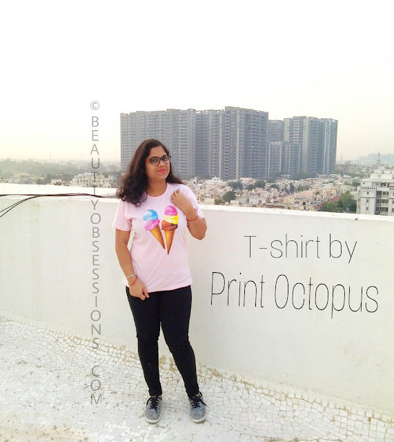 Girly and Quirky T-shirts by Print Octopus